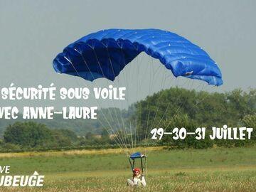 Free event: Stage sécurité sous voile avec Anne-Laure