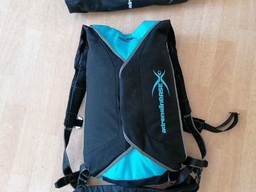 Vender: Parachute Base Jump ZAK3 ABX + All-T 260 DOM 03.2020